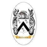Vuillaumin Sticker (Oval)