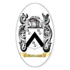 Vuillaumet Sticker (Oval)