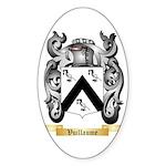 Vuillaume Sticker (Oval 50 pk)