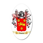 Vowles 35x21 Oval Wall Decal