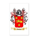 Vowles 20x12 Wall Decal