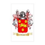 Vowle Sticker (Rectangle)
