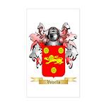 Vowells Sticker (Rectangle)
