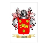 Vowells Postcards (Package of 8)
