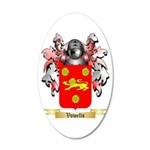 Vowells 20x12 Oval Wall Decal