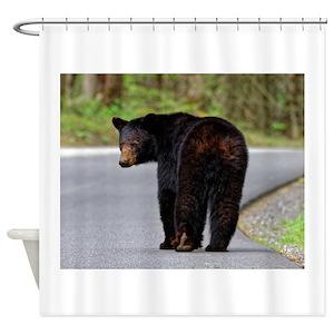 Smokey The Bear Shower Curtains
