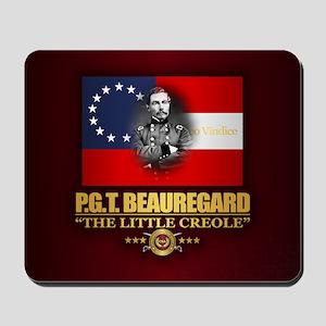 Beauregard (Southern Patriot) Mousepad