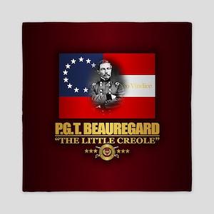 Beauregard (Southern Patriot) Queen Duvet