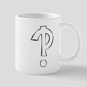 Interrobang Mugs