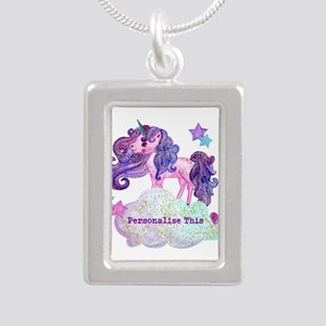 Cute Personalized Unicorn Necklaces