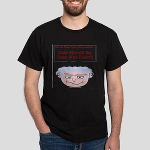 Kids Should Be Seen Dark T-Shirt