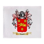 Vowell Throw Blanket
