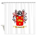 Vowell Shower Curtain