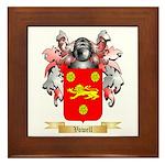 Vowell Framed Tile