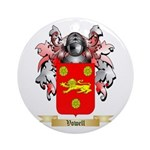 Vowell Round Ornament