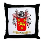 Voules Throw Pillow