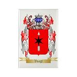 Voogt Rectangle Magnet (10 pack)
