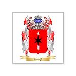 Voogt Square Sticker 3