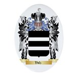 Volz Oval Ornament