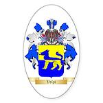 Volpi Sticker (Oval)