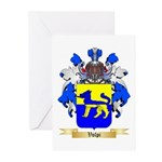 Volpi Greeting Cards (Pk of 10)