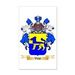 Volpi 35x21 Wall Decal