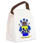 Volpe Canvas Lunch Bag
