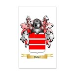 Voller 20x12 Wall Decal