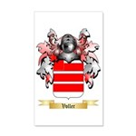 Voller 35x21 Wall Decal
