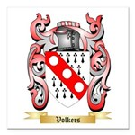 Volkers Square Car Magnet 3
