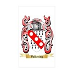Volkering Sticker (Rectangle 10 pk)