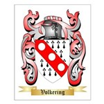 Volkering Small Poster
