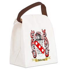 Volkering Canvas Lunch Bag