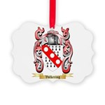 Volkering Picture Ornament