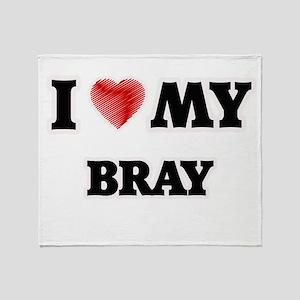 I love my Bray Throw Blanket