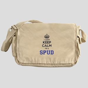 I can't keep calm Im SPUD Messenger Bag