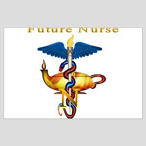 Future Nurse.png Large Poster