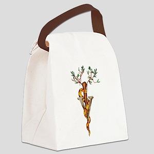 vet_cad6 Canvas Lunch Bag