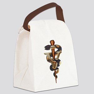 vet_cad5 Canvas Lunch Bag