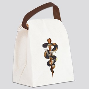 vet_tech_1 Canvas Lunch Bag