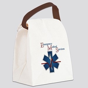 ems_ll1 Canvas Lunch Bag