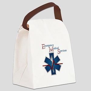 ems_ll1 Canvas Lunch Bag