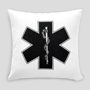 emt_bw Everyday Pillow