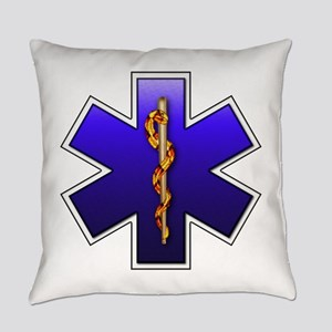 star_of_life Everyday Pillow
