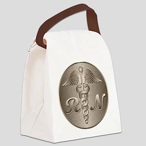 r_n Canvas Lunch Bag