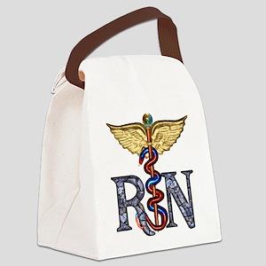 rn2 Canvas Lunch Bag