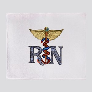 rn2 Throw Blanket