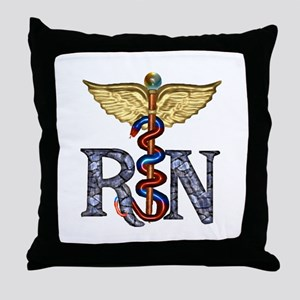 rn2 Throw Pillow