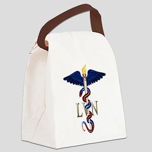 lvn3 Canvas Lunch Bag