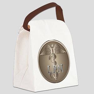 lpn2 Canvas Lunch Bag